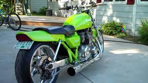1977 kawasaki kz1000 drag bike in hd youtube