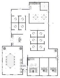 Office floor layout 2nd Floor Plan Office Plan Smartdraw Office Layout Planner Free Online App Download