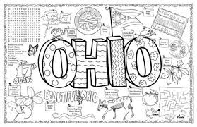 Small Picture Ohio Coloring Pages State Bird Pagejpg Coloring Pages lightofunity