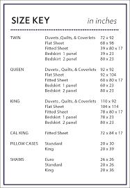 Bath Sheet Size Chart Cal King Flat Sheet Size Size Chart With Duvet Insert