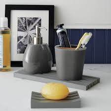 dark grey bathroom accessories. marvelous manificent gray bathroom accessories set grey uk design dark o