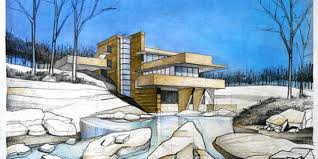 architecture design drawing techniques. How To Get A Successful Architectural Drawing Architecture Design Techniques E