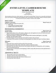 Restaurant Cashier Job Description Resume Cashier Responsibilities ...