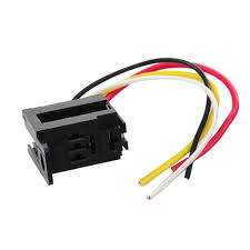 online buy whole car 20a relay relays from car 20a relay 5 pcs car relay socket 12v 20a 30a 4 prong 4 wire relay harness socket 4p