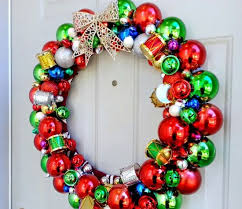 Dollar Store Wreath | Tutorial Dollar Store Wreath | DIY Christmas Wreaths  for Front Door | Easy Christmas Decorating Ideas 2014