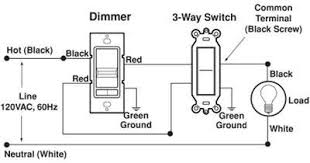three way dimmer wiring diagram three wiring diagrams 3 way switch dimmer humming wiring diagram schematics