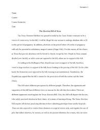 Phrases For Essays Example Of Essay Introduction Argument Essay Introduction Example