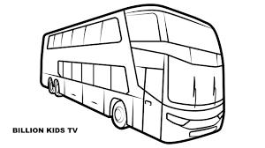 Tổng hợp các bức tranh tô màu xe buýt đẹp nhất dành tặng cho bé | Xe buýt,  Bộ sưu tập, Tranh
