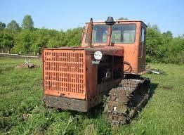Гусеничный трактор Т устройство особенности технические  Характеристики устройство и модификации трактора Т 4