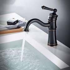Armatur Wasserhahn Für Waschbecken Schwarz Loftmarkt