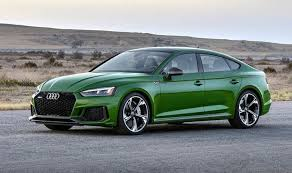 audi rs5 sportback 2018 specs revealed at new york auto show