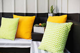Make Your Own Outdoor Cushions – A Beautiful Mess