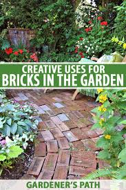 Maintenance Free Garden Designs 15 Creative Ways To Use Bricks In Garden Design Gardeners