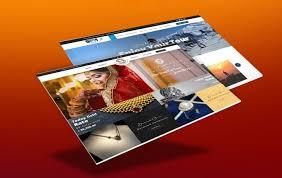 Make A Professional Website Layout Design