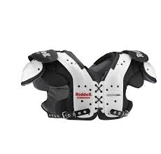 Riddell Shoulder Pad Size Chart Riddell Warrior Iiix Shoulder Pad Pads Football Shop
