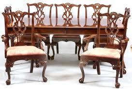 henredon dining chairs zoom henredon aston court dining room chairs