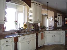 French Country Kitchen Wallpaper Photo   10