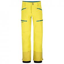 Marmot Ski Pants Size Chart Marmot Freerider Pant Ski Trousers Moroccan Blue S