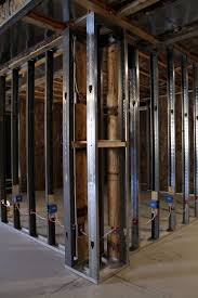 metal framing details. Wall: Fancy Ideas Metal Stud Wall ST08 13 Steel Floor With 8 Inch AxiomCpl Construction Framing Details O