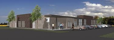 Image of: Lansing Mi Ingham County Animal Control Groundbreaking Ceremony 2018 Granger Construction New Facility Rendering Granger Construction Breaking Ground On Ingham County Animal Control Shelter June 2018