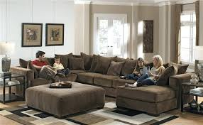 4 piece sectional couch clark 4 pc leather modular sectional sofa