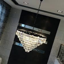 odeon chandelier clear glass fringe 5 tier 7 tier chandelier odeon chandelier odeon rectangular chandelier