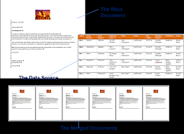 Mail Merge Main Document Archives Office Skills Blog