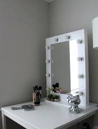 dressing table lighting. Light Up Vanity Table Large Size Of Contemporary Lights With Lighted Mirror Wooden Legs . Dressing Lighting