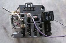 chevrolet tahoe other 1996 1997 1998 chevrolet truck tahoe suburban yukon power distribution box fuse