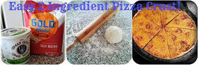 easy homemade pizza dough with self rising flour. super easy pizza dough just 2 ingredients! plus you can freeze it! homemade with self rising flour