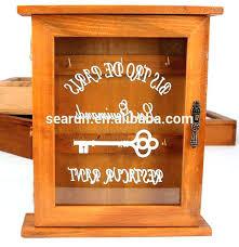 global rack wooden wall mounted key