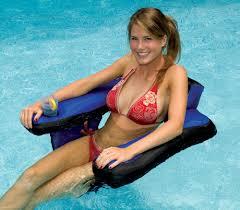 inflatable pool furniture. U-Seat Chair Float Inflatable Pool Furniture
