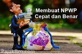 Nomor pokok wajib pajak (npwp) adalah nomor yang diberikan kepada wajib pajak sebagai sarana dalam administrasi perpajakan yang dipergunakan sebagai tanda pengenal diri atau identitas wajib pajak dalam melaksanakan hak dan memenuhi kewajiban perpajakannya. Tips Membuat Npwp Secara Cepat Langsung Jadi 2021