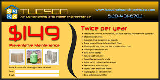 tucson air conditioning and home maintenance repair