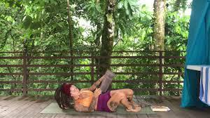 Open & Stable - Intermediate Yoga Flow For Safe Shoulder Mobility ...