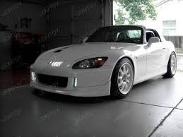 honda s2000 owners check out this s2000 led drl addon ijdmtoy honda s2000 led drl 1