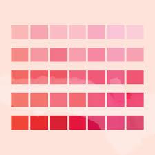 Pantone Chart Tumblr