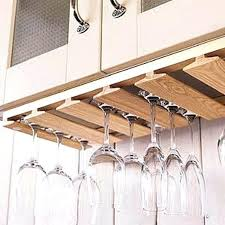 wood wine glass racks step 1 wood wine glass holder under cabinet