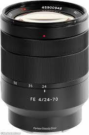 <b>Sony Zeiss</b> FE 24-70mm f/4 OSS