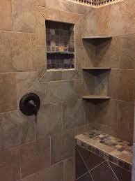 tile shower shelves. Simple Shelves Master Bath  Tile Shower With Bench Available Rental Of  Suite In Shower Shelves H