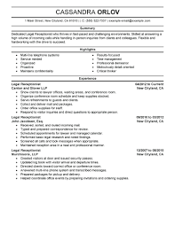 Medical Secretary Resume Examples resume Medical Secretary Resume Samples Receptionist Writing Tips 53