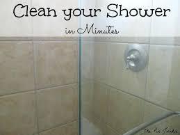 best way to clean shower glass door best soap s remover best way to clean shower