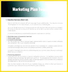Online Business Plan Template Free Download Digital Marketing Plan Template Online Business Example Internet
