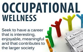 occupational wellness health services occupational wellness social wellness build relationships others deal conflict appropriately