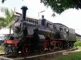 Kumpulan Kereta Api Unik Dan Bersejarah