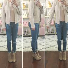 ag the legging ankle jeans halogen collarless leather jacket vince camuto franell western booties