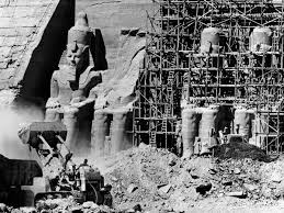「abu simbel moving operation」の画像検索結果
