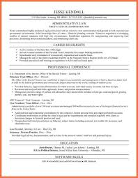 Experienced Attorney Resume Samples 6060 SAMPLE ATTORNEY RESUME jobproposalletter 31
