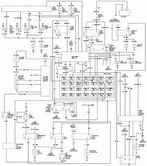 1993 Lincoln Town Car Electrical Diagram