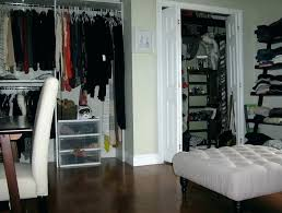 Turning A Bedroom Into A Walk In Closet Spare Bedroom Into Closet How To  Turn A